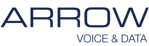 Arrow Voice and Data Logo