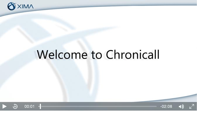 Welcome to Chronicall
