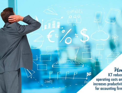 How ICT reduces operating costs and increases productivity for accounting firms