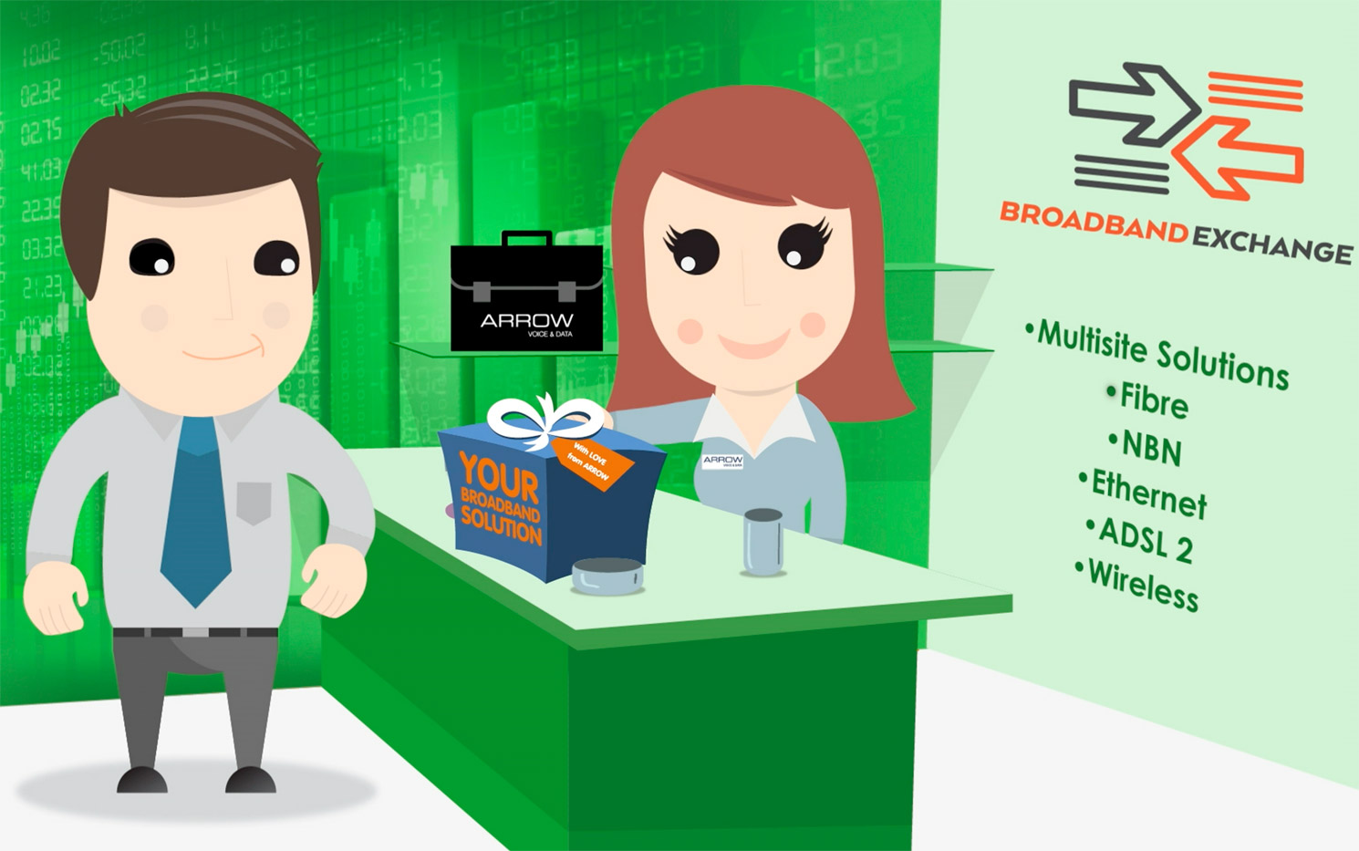The best broadband business solutions in Australia