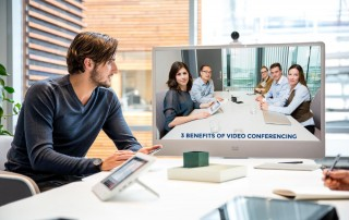 3 benefits of video conferencing