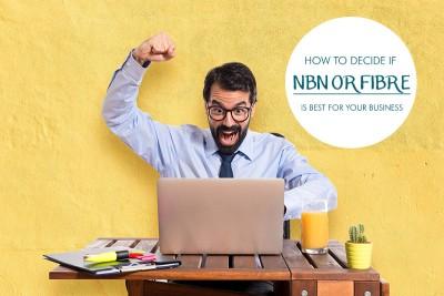 NBN or Fibre Broadband