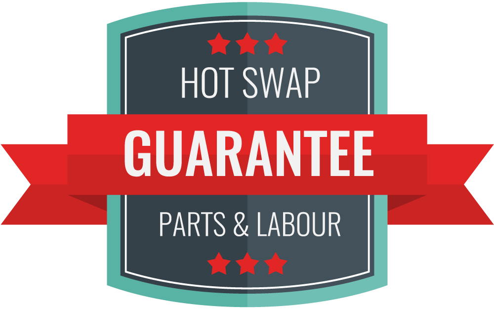 Arrow Parts and Labour Guarantee