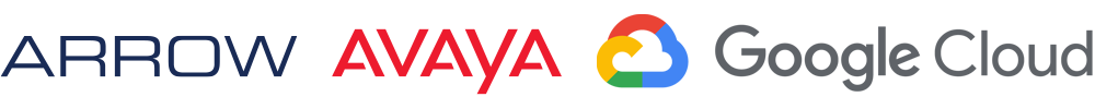 Arrow Avaya and Google Cloud