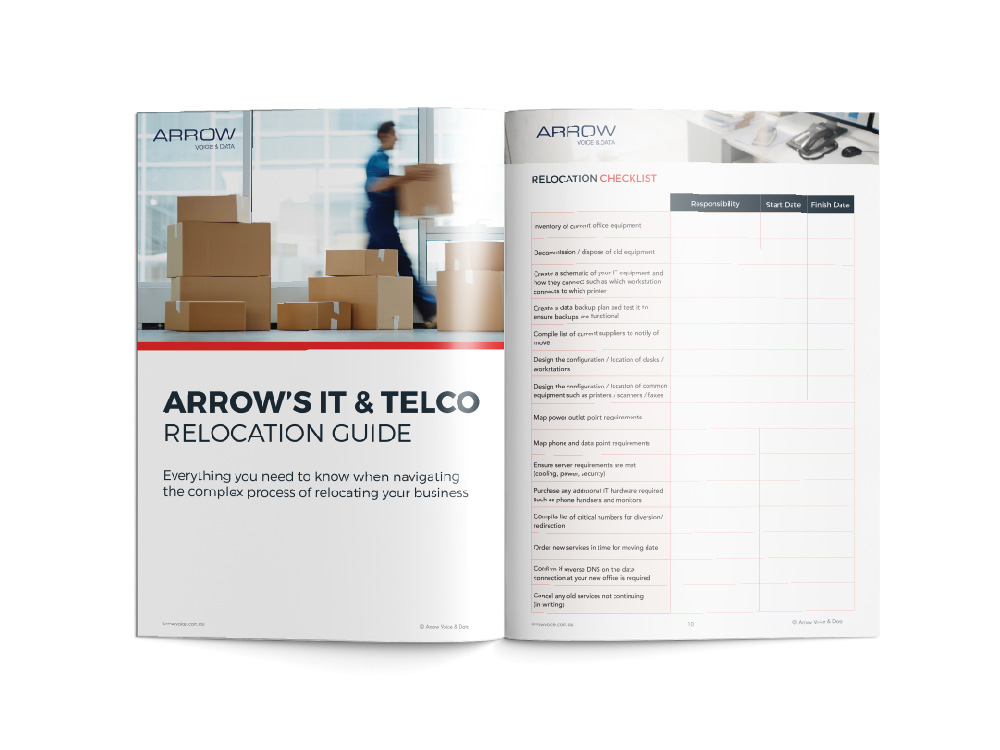 Arrow Business Relocation Guide