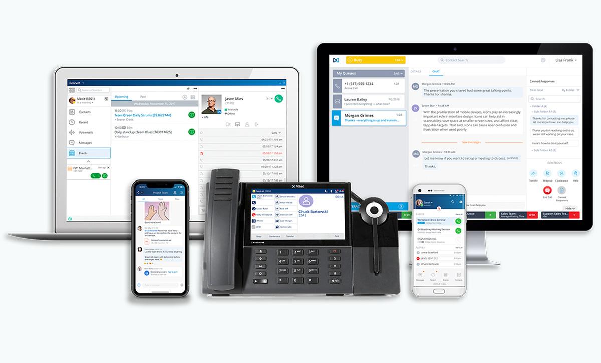 MItel across devices