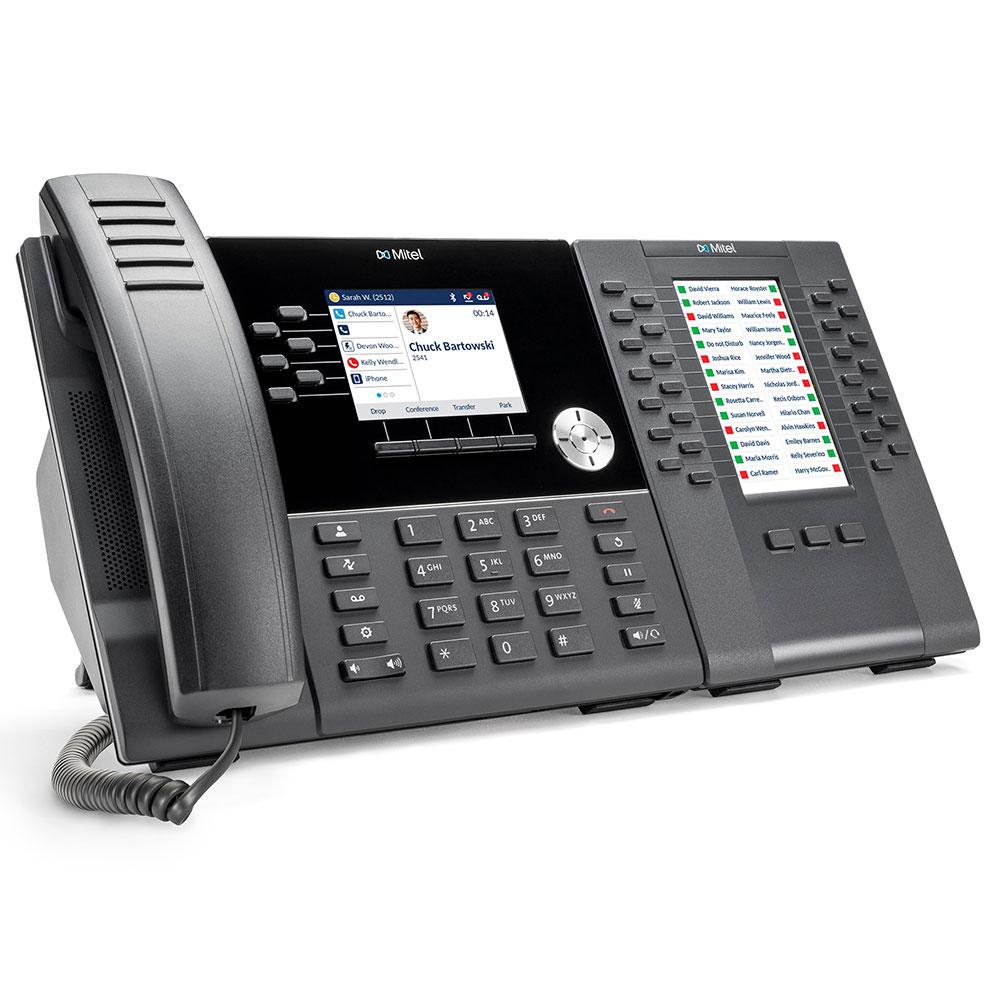 Mitel IP phone expansion module