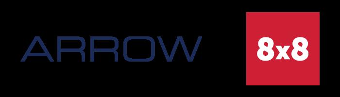 Arrow and 8x8 partners