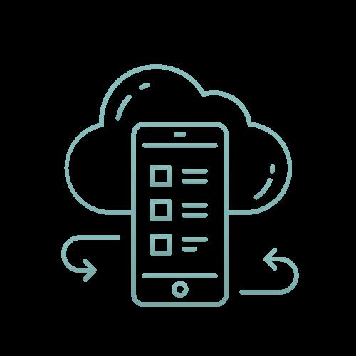 Cloud Phone icon